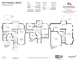 """Photo 33: 1417 PURCELL Drive in Coquitlam: Westwood Plateau House for sale in """"WESTWOOD PLATEAU"""" : MLS®# R2603711"""