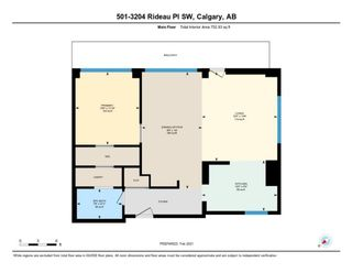 Photo 36: 501 3204 Rideau Place SW in Calgary: Rideau Park Apartment for sale : MLS®# A1083817