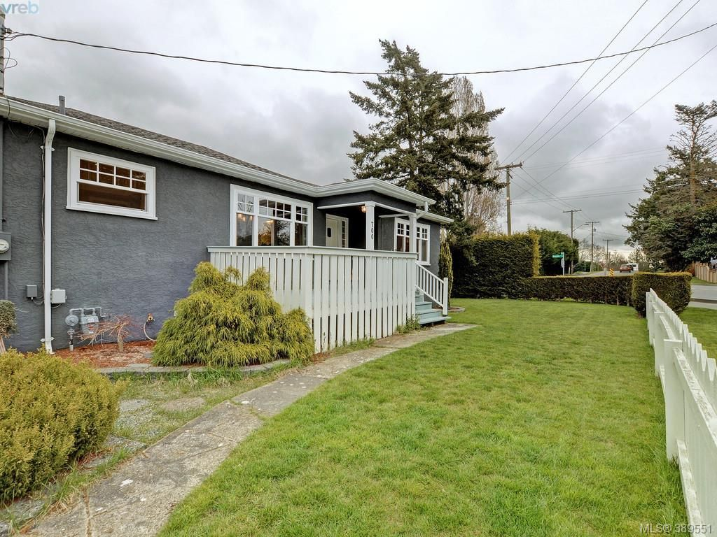 Main Photo: 700 Cowper St in VICTORIA: SW Gorge House for sale (Saanich West)  : MLS®# 782916