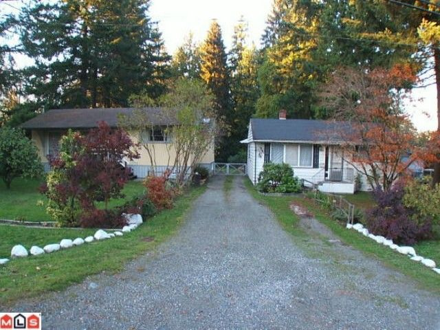 Main Photo: 13337 62ND Avenue in Surrey: Panorama Ridge House for sale : MLS®# F1028208