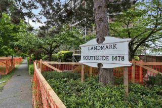 Photo 1: 104 1478 W 73RD AVENUE in Vancouver: Marpole Townhouse for sale (Vancouver West)  : MLS®# R2592825
