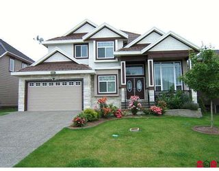 """Photo 1: 10563 168TH Street in Surrey: Fraser Heights House for sale in """"Fraser Heights"""" (North Surrey)  : MLS®# F2918411"""