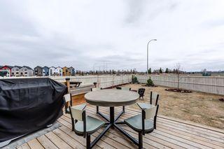 Photo 41: 1307 158 Street in Edmonton: Zone 56 House for sale : MLS®# E4246337