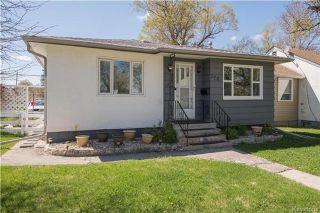 Photo 1: 370 Kensington Street in Winnipeg: St James Residential for sale (5E)  : MLS®# 1711577