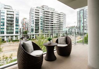 "Photo 13: 408 1633 ONTARIO Street in Vancouver: False Creek Condo for sale in ""KAYAK-Village on The Creek"" (Vancouver West)  : MLS®# R2471926"