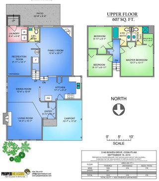 """Photo 20: 3146 BOWEN Drive in Coquitlam: New Horizons House for sale in """"NEW HORIZONS"""" : MLS®# R2406965"""