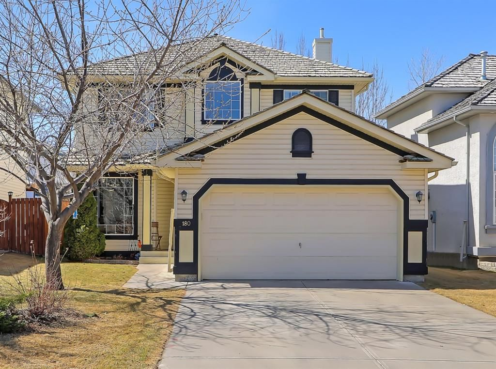 Main Photo: 180 Harvest Park Way NE in Calgary: Harvest Hills Detached for sale : MLS®# A1095156