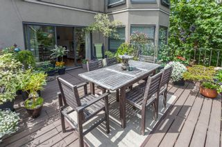 Photo 4: 411 1106 PACIFIC STREET in Vancouver: West End VW Condo for sale (Vancouver West)  : MLS®# R2087132
