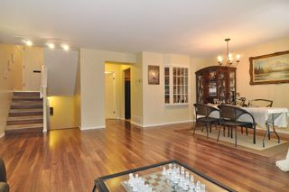 """Photo 4: 112 1210 FALCON Drive in Coquitlam: Upper Eagle Ridge Townhouse for sale in """"FERNLEAF PLACE"""" : MLS®# R2186776"""