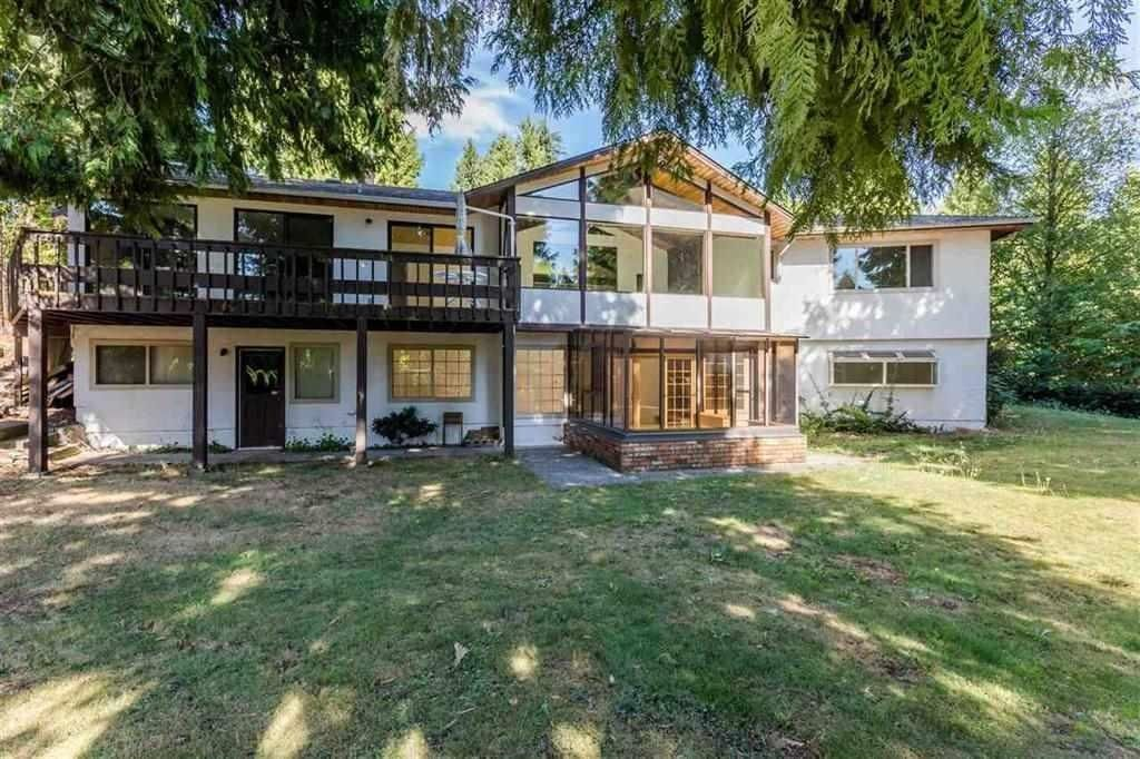 Main Photo: 1180 CHARTWELL Drive in West Vancouver: Chartwell House for sale : MLS®# R2594586