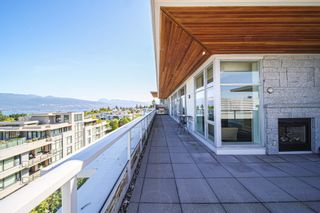 """Photo 1: 701 6080 IONA Drive in Vancouver: University VW Condo for sale in """"STIRLING HOUSE"""" (Vancouver West)  : MLS®# R2607713"""