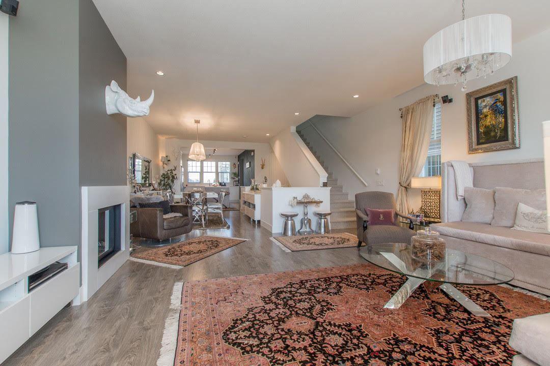Main Photo: 4 3441 ROXTON Avenue in Coquitlam: Burke Mountain 1/2 Duplex for sale : MLS®# R2059636