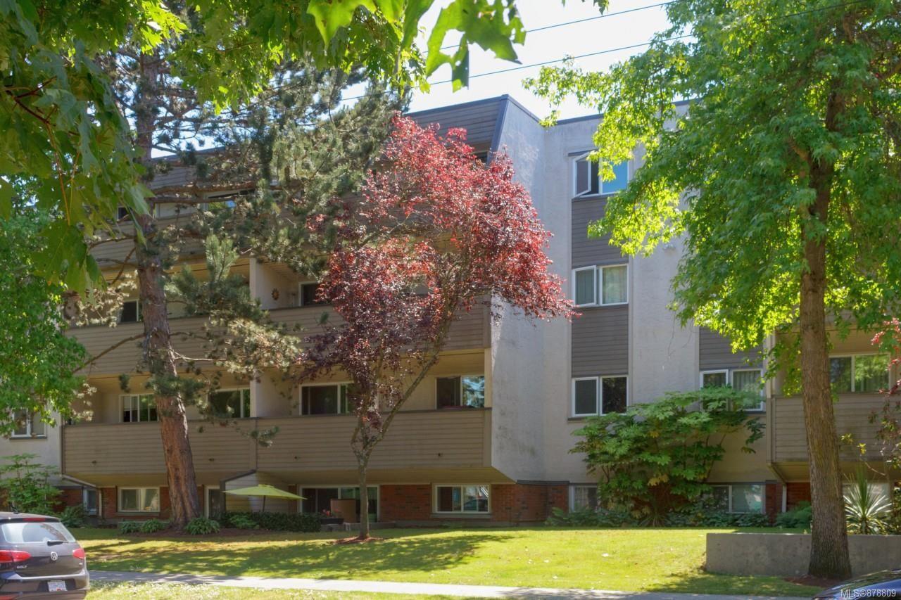 Main Photo: 302 909 Pembroke St in : Vi Central Park Condo for sale (Victoria)  : MLS®# 878809