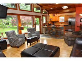 Photo 4: 6453 NORWEST BAY Road in Sechelt: Sechelt District House for sale (Sunshine Coast)  : MLS®# V831403