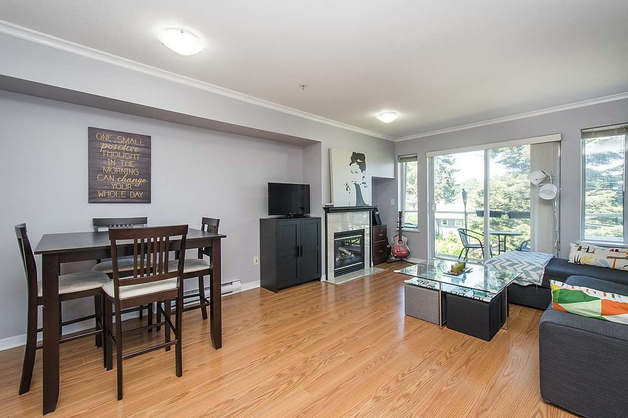 """Main Photo: 302 4181 NORFOLK Street in Burnaby: Central BN Condo for sale in """"NORFOLK PLACE"""" (Burnaby North)  : MLS®# R2169179"""