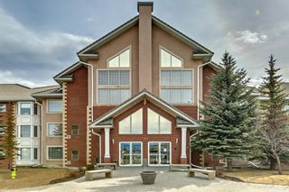 Main Photo: 151 6868 Sierra Morena Boulevard SW in Calgary: Signal Hill Apartment for sale : MLS®# A1153443