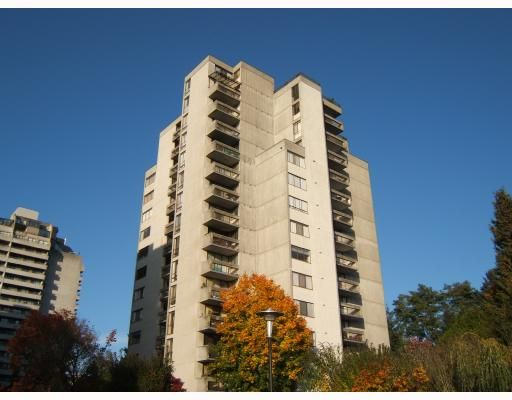 """Main Photo: 601 6759 WILLINGDON Avenue in Burnaby: Metrotown Condo for sale in """"BALMORAL ON THE PARK"""" (Burnaby South)  : MLS®# V740225"""