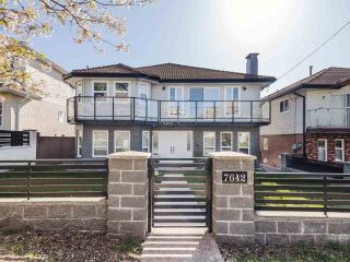Main Photo: 7642 PRINCE EDWARD Street in Vancouver: South Vancouver House for sale (Vancouver East)  : MLS®# R2566217