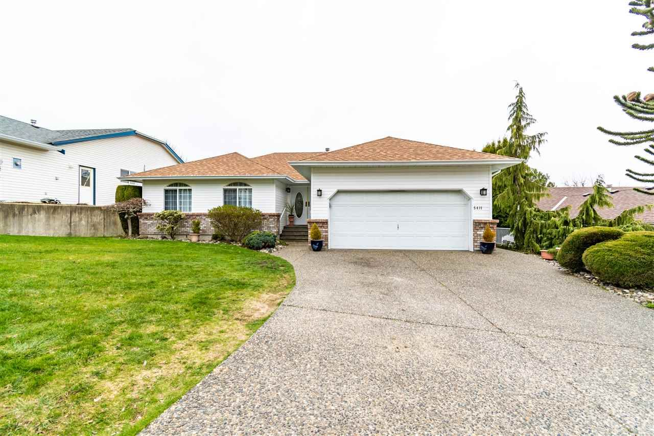 """Main Photo: 5411 ALPINE Crescent in Chilliwack: Promontory House for sale in """"PROMONTORY"""" (Sardis)  : MLS®# R2562813"""