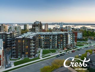"""Photo 39: 605 128 E 8TH Street in North Vancouver: Central Lonsdale Condo for sale in """"Crest By Adera"""" : MLS®# R2615045"""