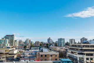 Photo 14: 807 1575 W 10TH Avenue in Vancouver: Fairview VW Condo for sale (Vancouver West)  : MLS®# R2029744
