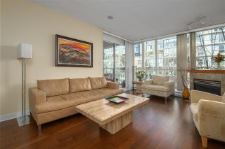 """Photo 3: 312 1450 W 6TH Avenue in Vancouver: Fairview VW Condo for sale in """"VERONA OF PORTICO"""" (Vancouver West)  : MLS®# R2543985"""