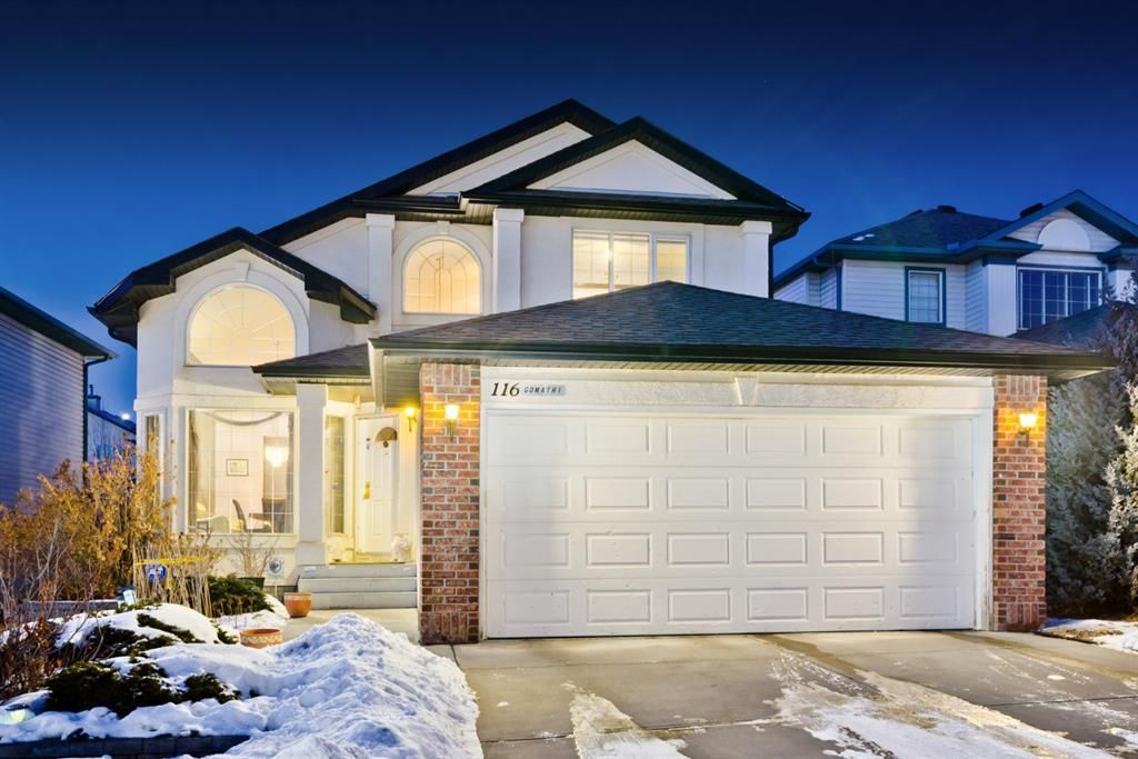 Main Photo: 116 Tuscany Hills Close NW in Calgary: Tuscany Detached for sale : MLS®# A1076169