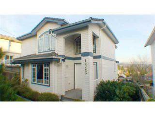 """Photo 1: 1323 JOHNSON Street in Coquitlam: Canyon Springs House for sale in """"CANYON SPRINGS"""" : MLS®# V890620"""