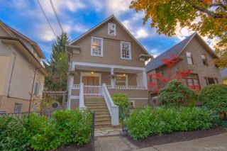 "Main Photo: 428 E 24TH Avenue in Vancouver: Fraser VE House for sale in ""Main Street"" (Vancouver East)  : MLS®# R2544218"