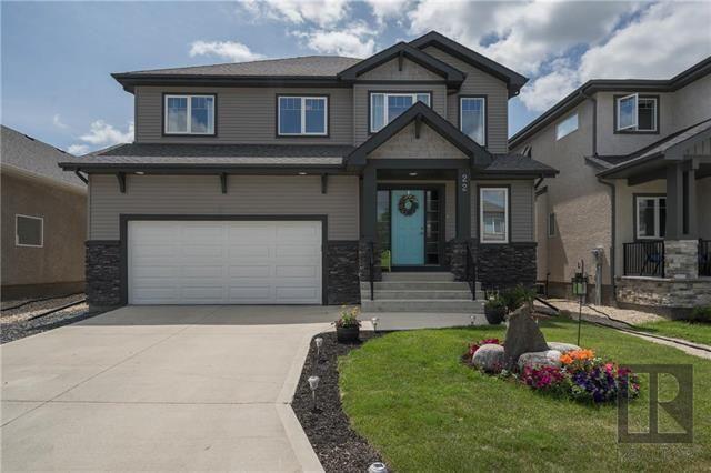 Photo 1: Photos: 22 Heartleaf Lane in Winnipeg: Sage Creek Residential for sale (2K)  : MLS®# 1820558