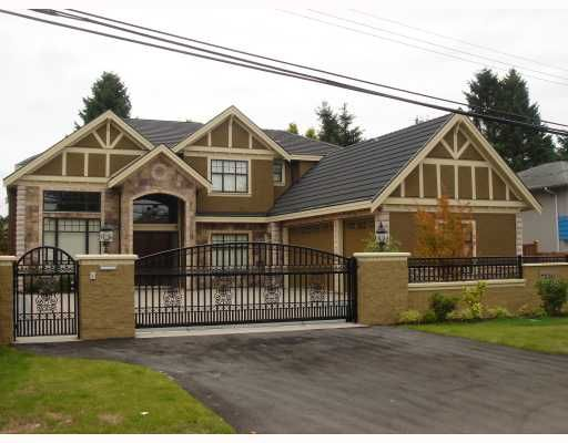 Main Photo: 7520 LINDSAY Road in Richmond: Granville House for sale : MLS®# V781016