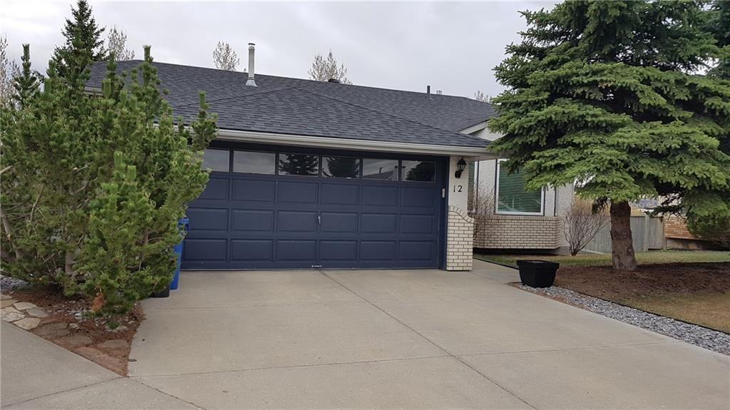 Main Photo: 12 WEST PARK Place: Cochrane House for sale : MLS®# C4178038