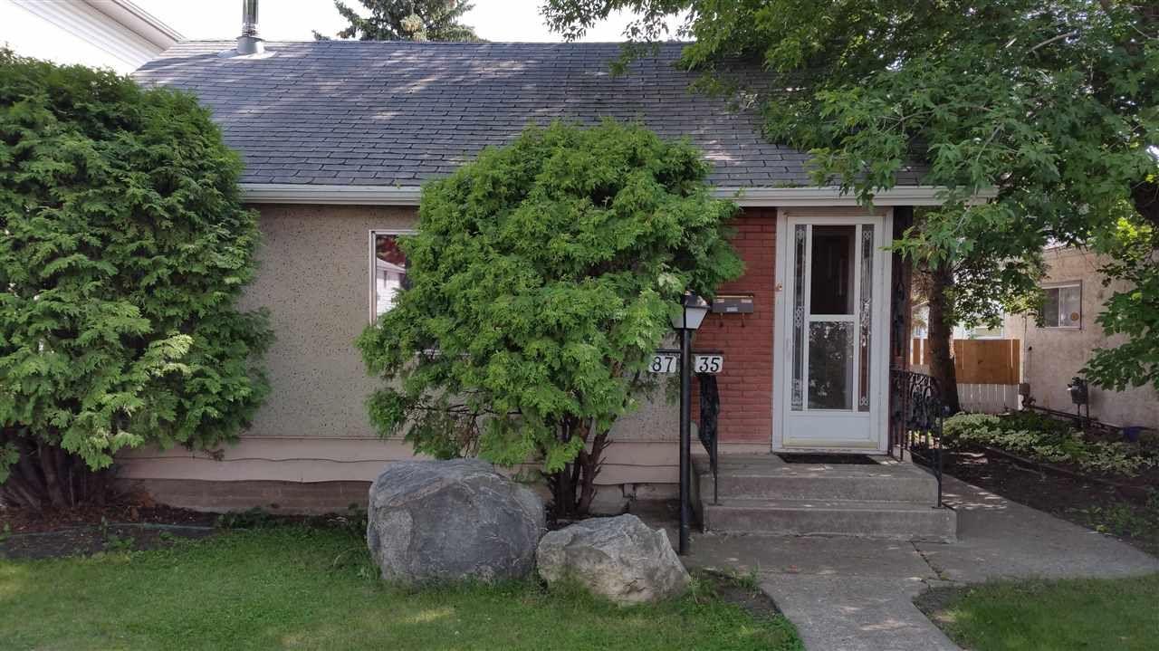 Main Photo: 8735 81 Avenue in Edmonton: Zone 17 House for sale : MLS®# E4241298