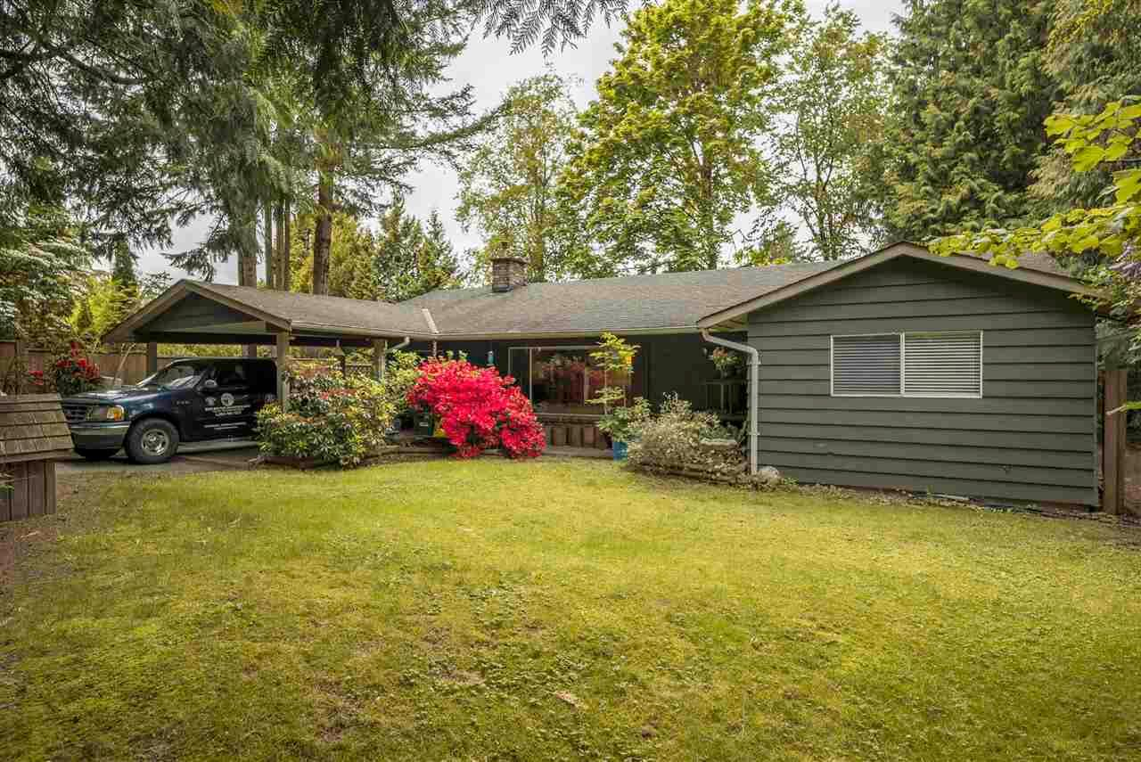 """Main Photo: 20131 49A Avenue in Langley: Langley City House for sale in """"Sundell Gardens"""" : MLS®# R2584110"""