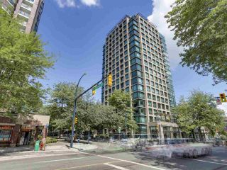 """Photo 1: 505 1003 BURNABY Street in Vancouver: West End VW Condo for sale in """"The Milano"""" (Vancouver West)  : MLS®# R2276675"""