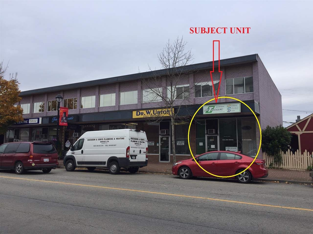 Main Photo: 20465 DOUGLAS Crescent in Langley: Langley City Retail for lease : MLS®# C8028481