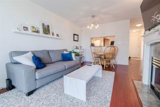 Photo 1: 311 8460 JELLICOE Street in Vancouver: South Marine Condo for sale (Vancouver East)  : MLS®# R2577601