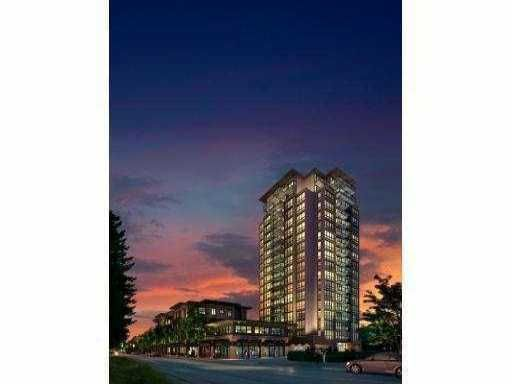 """Main Photo: 1504 2959 GLEN Drive in Coquitlam: North Coquitlam Condo for sale in """"THE PARK"""" : MLS®# V842034"""
