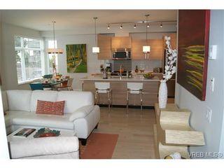 Photo 5: 402 1540 Belcher Ave in VICTORIA: Vi Jubilee Condo for sale (Victoria)  : MLS®# 711918