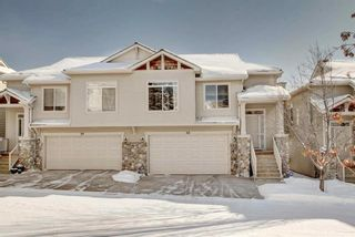 Photo 2: 22 7401 Springbank Boulevard SW in Calgary: Springbank Hill Semi Detached for sale : MLS®# A1068939