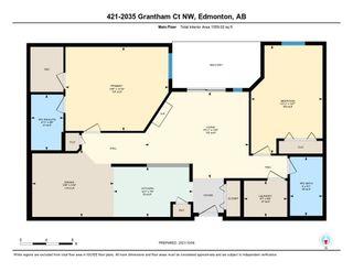 Photo 2: 421 2035 GRANTHAM Court in Edmonton: Zone 58 Condo for sale : MLS®# E4266109