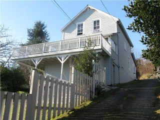 Photo 1: 491 S FLETCHER Road in Gibsons: Gibsons & Area House for sale (Sunshine Coast)  : MLS®# V1057705