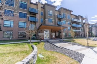 Photo 1: 105 145 Burma Star Road in Calgary: Currie Barracks Apartment for sale : MLS®# A1101483