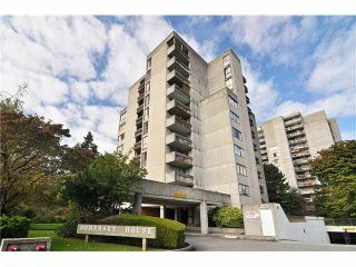 """Photo 1: 704 4105 IMPERIAL Street in Burnaby: Metrotown Condo for sale in """"SOMERSET HOUSE"""" (Burnaby South)  : MLS®# V1087895"""