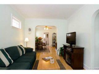 Photo 3: 531 Lipton Street in WINNIPEG: West End / Wolseley Residential for sale (West Winnipeg)  : MLS®# 1505517