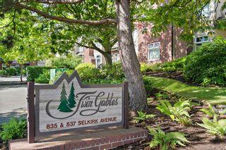 Photo 2: 302 835 Selkirk Ave in : Es Kinsmen Park Condo for sale (Esquimalt)  : MLS®# 850915