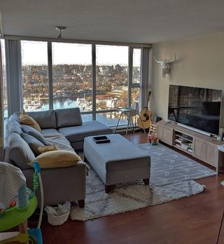 Photo 2: 2805 583 Beach Crescent in Vancouver: Yaletown Condo for rent (Vancouver West)