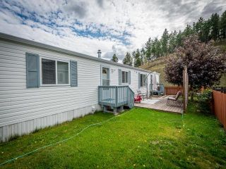 Photo 18: 139 1555 HOWE ROAD in Kamloops: Aberdeen Manufactured Home/Prefab for sale : MLS®# 153543