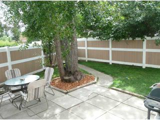 Photo 5: 95 5103 35 Avenue SW in CALGARY: Glenbrook Townhouse for sale (Calgary)  : MLS®# C3489714