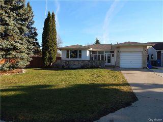 Photo 1: 75 Park Terrace Drive in WINNIPEG: Windsor Park / Southdale / Island Lakes Residential for sale (South East Winnipeg)  : MLS®# 1529913